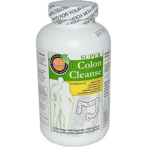 Colonoscopy Detox Colon Cleanse by Colon Cleanse