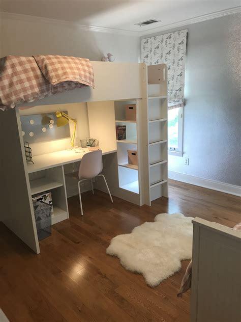 ikea stuva loft bed small loft bedroom diy loft bed