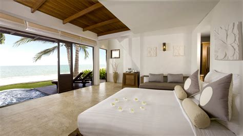 luxury rooms suites at our all inclusive resorts beaches aleenta resort spa hua hin luxury beach resort slh