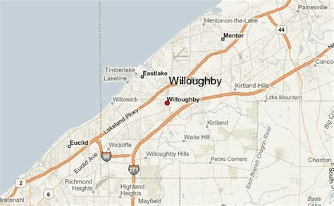 willoughby location guide