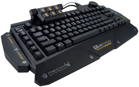 Keyboard Mechanical azio levetron mechanical keyboard black cherry mx