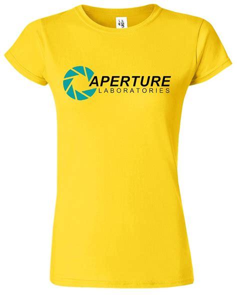 Tshirt Aperture aperture laboratories womens t shirt portal lab