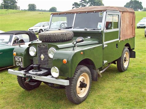 land rover one land rover series one pictures information and specs
