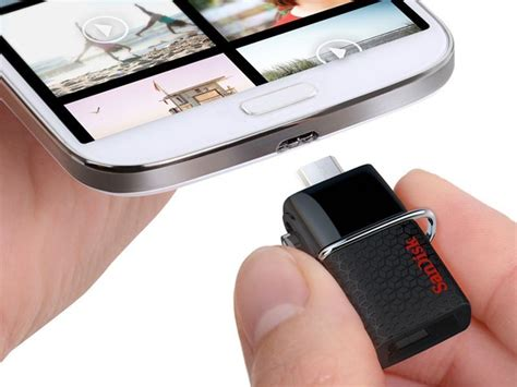 Sandisk Dual Usb 3 0 ces 2015 sandisk ultra dual usb 3 0 para smartphone y pc hoyentec