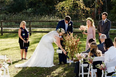 Wedding Ceremony Non Traditional by 24 Unity Ceremony Ideas For Your Traditional Or Non