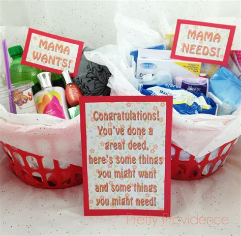 gifts for new moms new mom gift idea with free printables pretty providence
