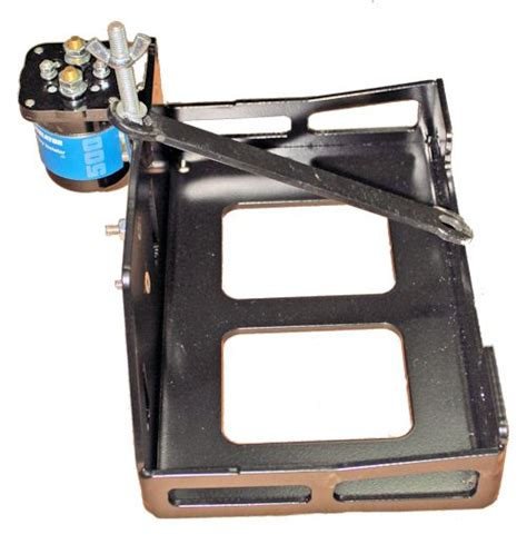 Battery Drawer by 4plusproducts Fj60 Accessories Battery Tray