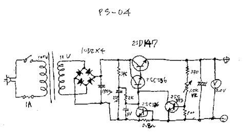 regulated power supply using zener diode power supply february 2016