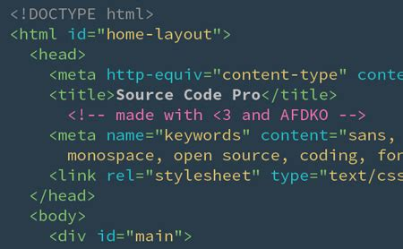 font design open source 10 great free monospaced fonts for programming