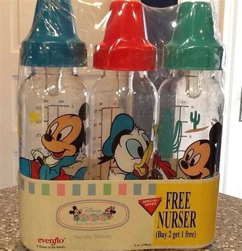 Disney Donald Duck Bottle Pink 61 best vintage baby bottles images on