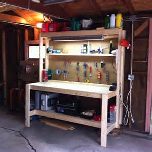 1000 images about garage workbench on butcher