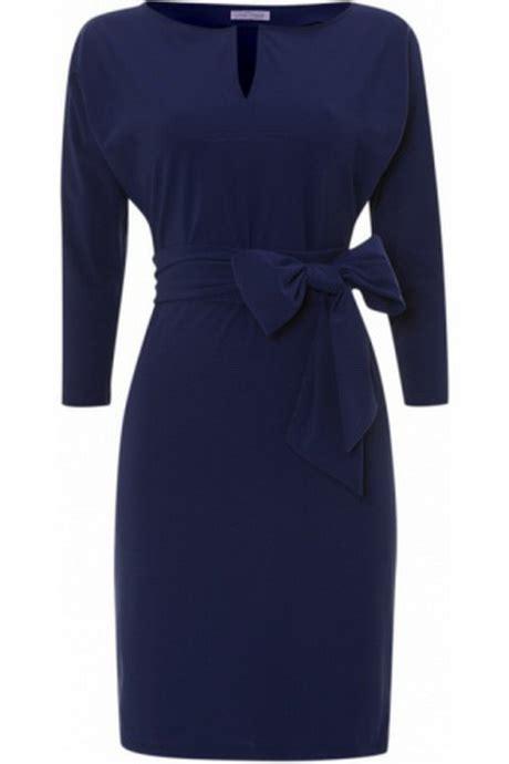 blauwe jurk maat 46 donker blauwe jurk