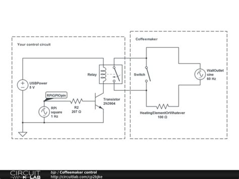 coffeemaker circuitlab