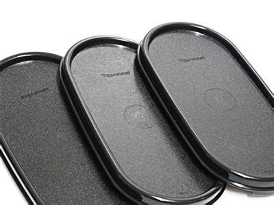 Seal Mm Oval 1 Tupperware 3 x new tupperware modular mates oval seal black