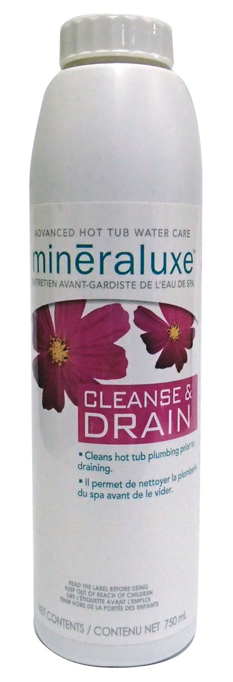 Homeopathic Detox Or Drainer by Products Mineraluxe