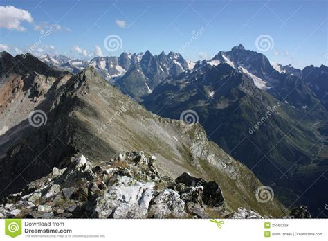 sunny day in the mountains a mountain of the alps switzerland before mountains on a sunny day royalty free stock images image