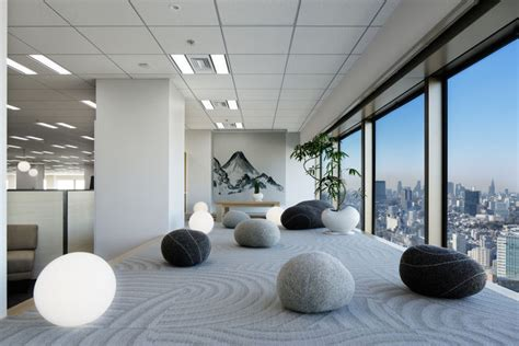 zen office layout zen office interiors zen office