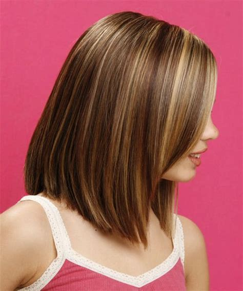 layered bob hairstyle back view layered bob hairstyles back view long straight formal