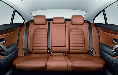 cars with rear seats 2010 volkswagen passat cc now offers five seat option