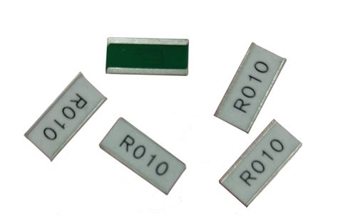 current sense resistor sizing chip resistor series expanded to include 2043 size part for 6 w