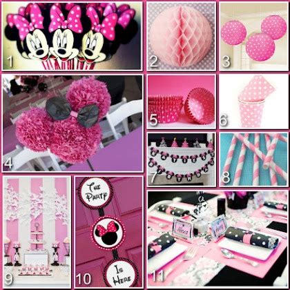 baby shower ideas minnie mouse image7