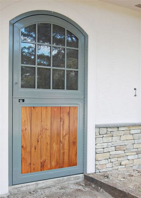 Stable Style Stall Doors And Windows Horses Heels Arched Barn Door