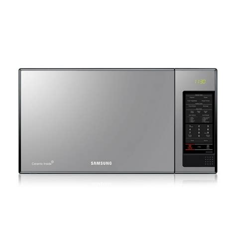 Samsung Drawer Microwave by Samsung Microwave Oven 40 Ltr Black Glass Mirror Ms405mad