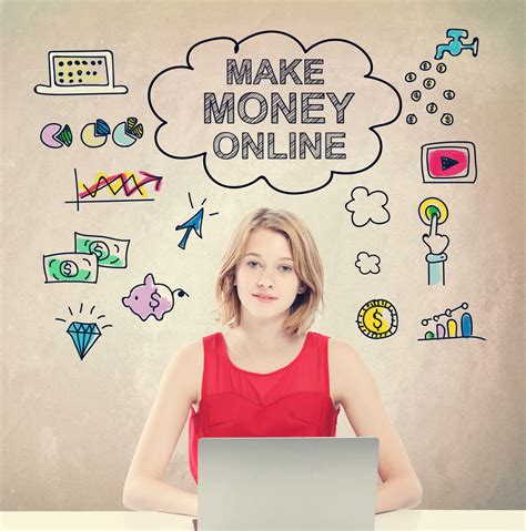 Make Small Money Online - infinite possibilities for making money online work from