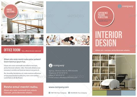 Interior Design Flyer Sles Bestsciaticatreatments Com Interior Design Flyer Template