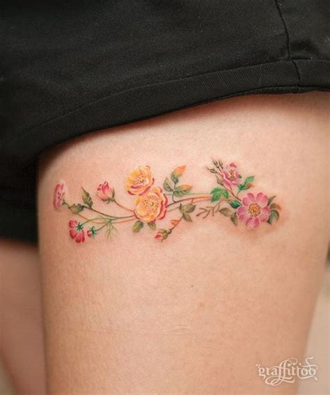 aster flower tattoo tattoo collections