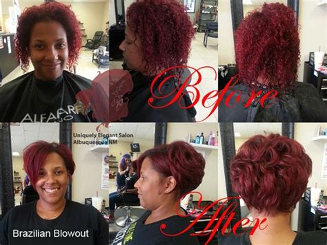 african american blowout hairstyle brazilian blowout lady and for women on pinterest