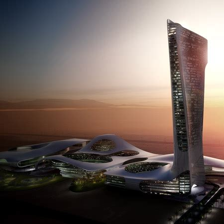 design concept uae rak gateway project by sn 248 hetta dezeen