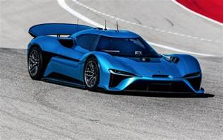 Fastest Lamborghini The Nio Ep9 Is Not Only The Fastest Electric Car It S The