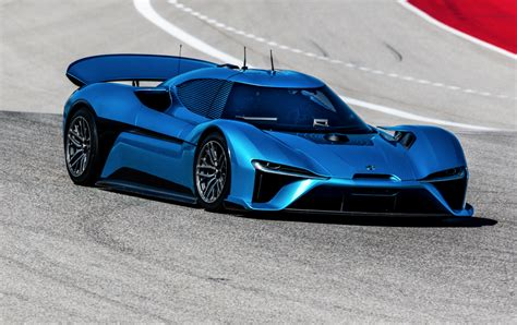 World S Fastest Lamborghini The Nio Ep9 Is Not Only The Fastest Electric Car It S The