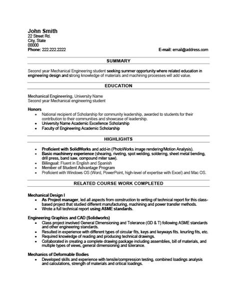Resume Templates Sles by Resume Templates 101 28 Images Resume Templates 101