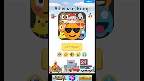 imagenes de adivina el emoji juego android quot adivina el emoji quot youtube