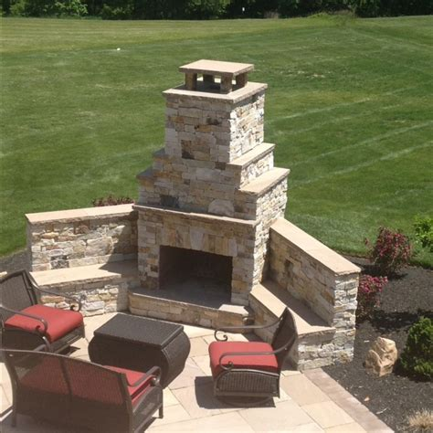 Stone Patio Pictures Landscaping Company Nj Amp Pa Custom Pools Walkways