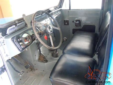 1967 nissan patrol interior 1967 nissan patrol datsun 4x4