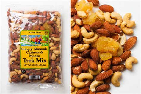 Bali Ratih Mix Almond Nut we try all 18 kinds of trader joe s trail mix serious eats