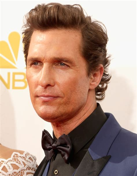 Matthew Mcconaughey Hairstyle by The Gallery For Gt Matthew Mcconaughey Hairstyles