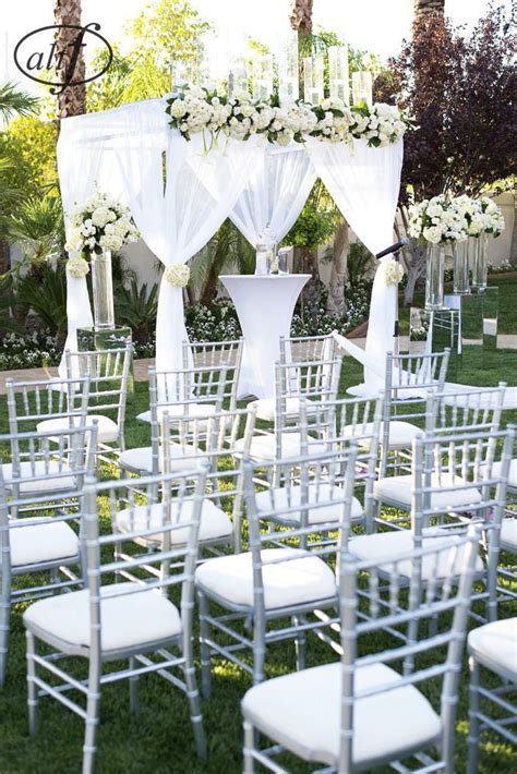 25  best ideas about Small backyard weddings on Pinterest