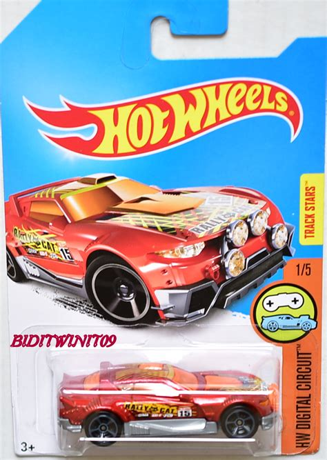 wheels 2017 hw digital circuit rally cat 1 5 0002028