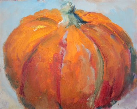 pumpkin paintings daily painters abstract gallery pumpkin contemporary