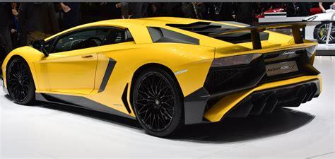 2018 Lamborghini Aventador Superveloce Price   2018   2019