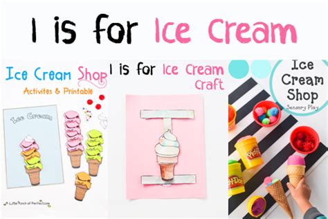 printable ice cream word games letter of the week a z series i is for ice cream