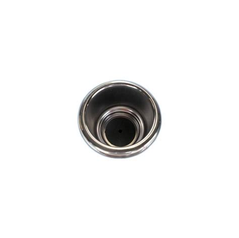 deep blue boat cup holders deep blue rc 1 stainless recessed cup holder w drain