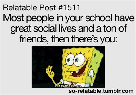 Relatable Memes - what spongebob relatable posts do you relate to