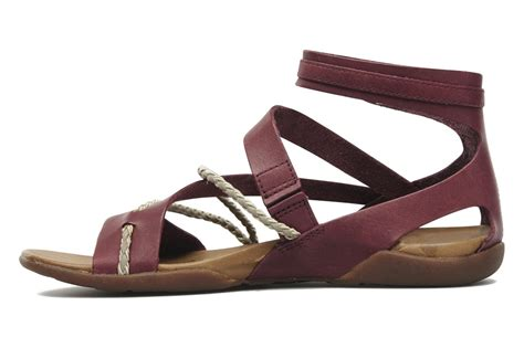 merrell henna sandals merrell henna sandals in burgundy at sarenza co uk 119612