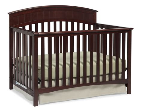 Graco Crib Models by Graco Charleston Convertible Crib Cherry