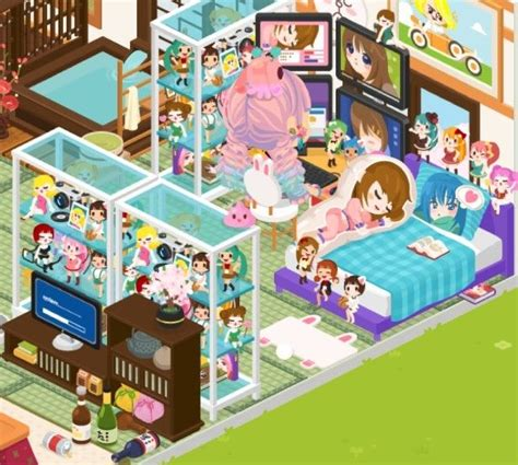 Room Character Quiz Harajuku The Avatar App Dress Up Thoughts And
